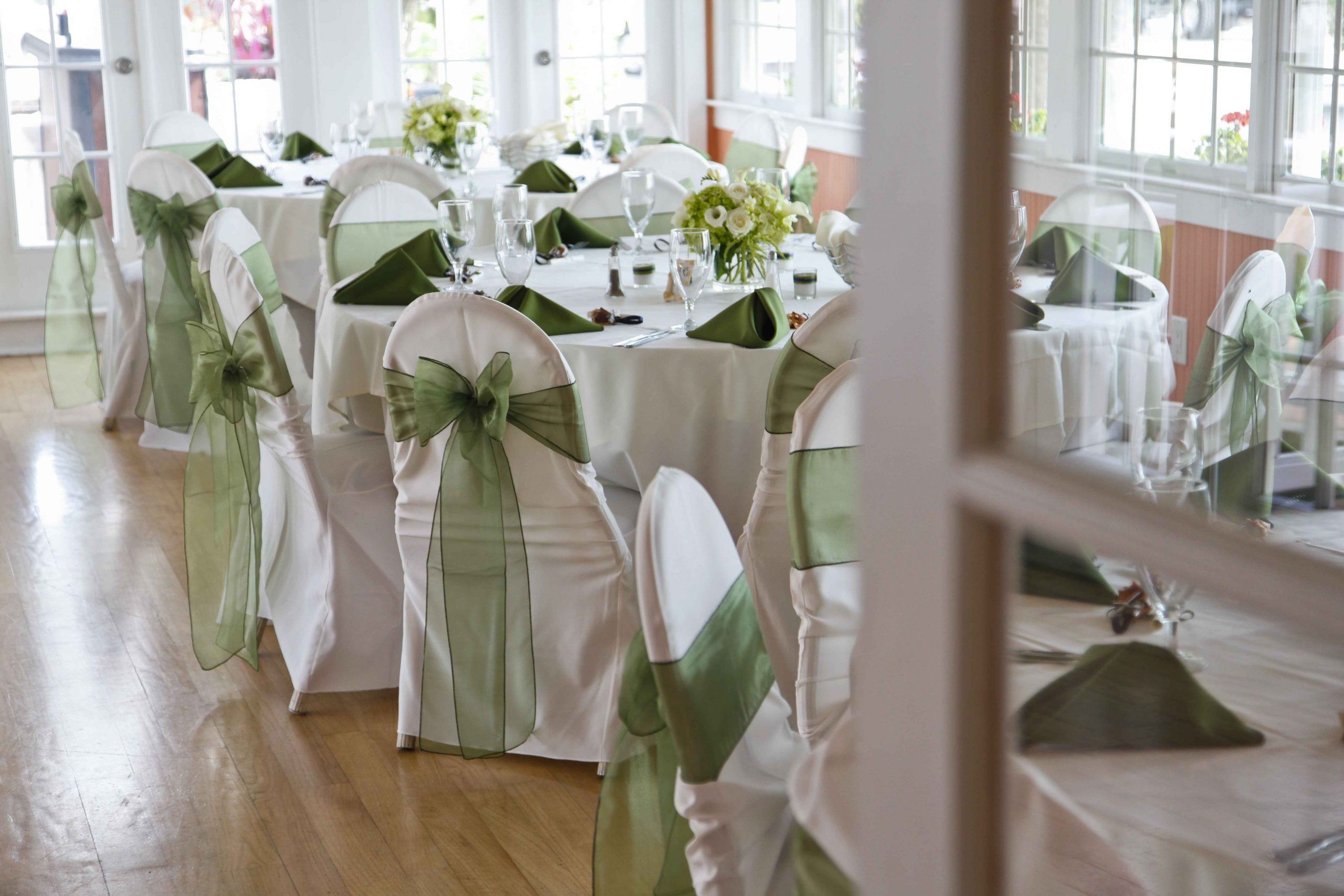 Wedding Reception at 'Tween Waters Inn