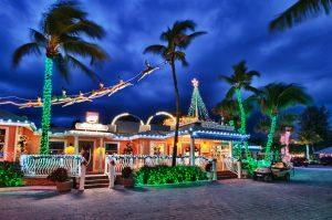 Captiva Island, Florida Christmas - Tween Waters Island Resort & Spa