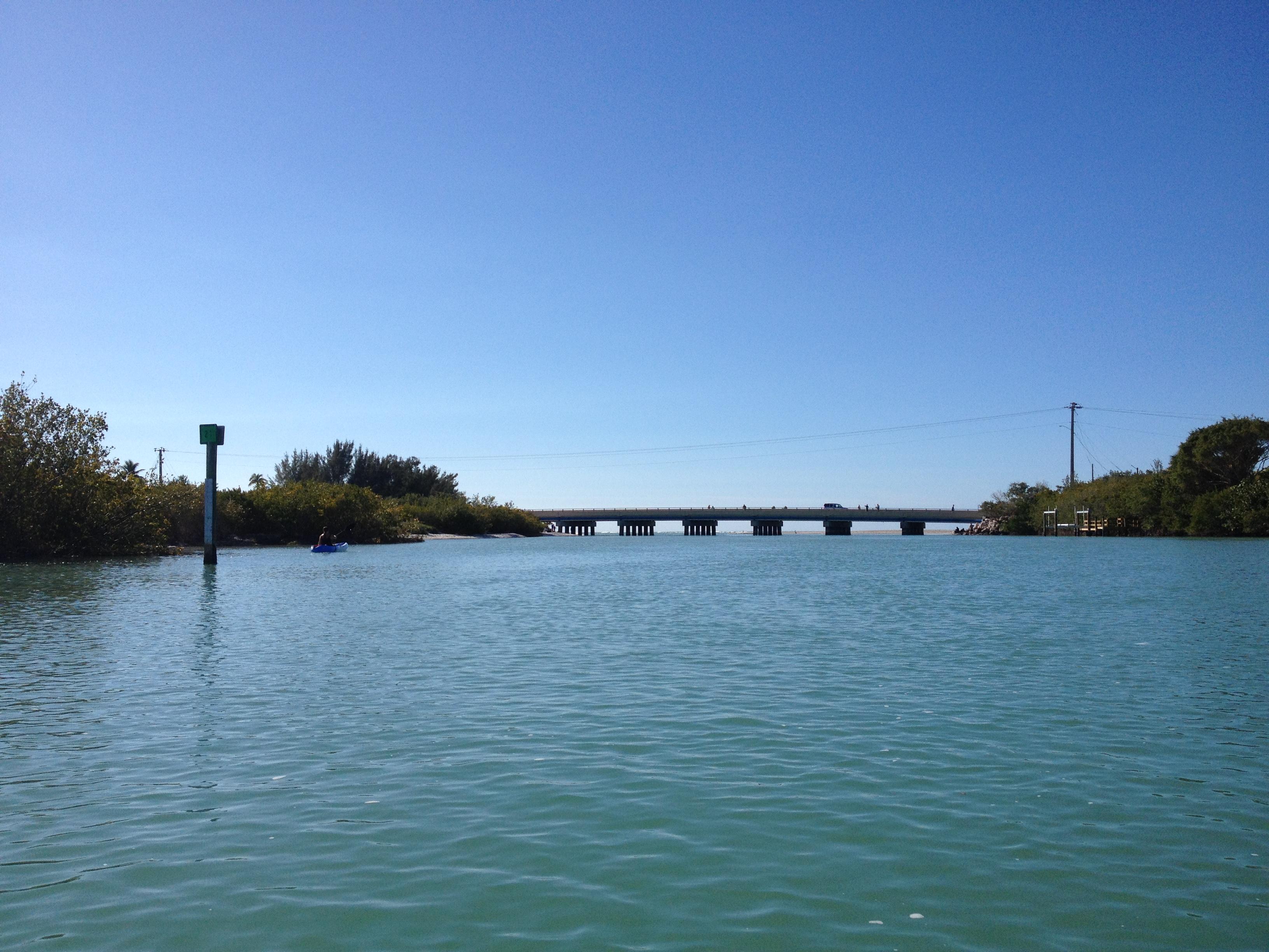 The Bridge Too Far: A kayaking trek to Blind Pass