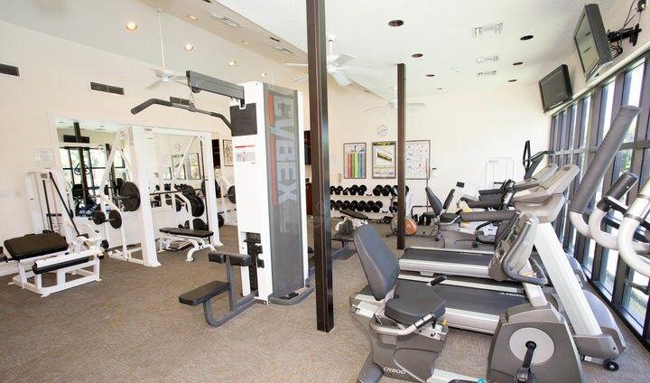 Captiva Island Gym