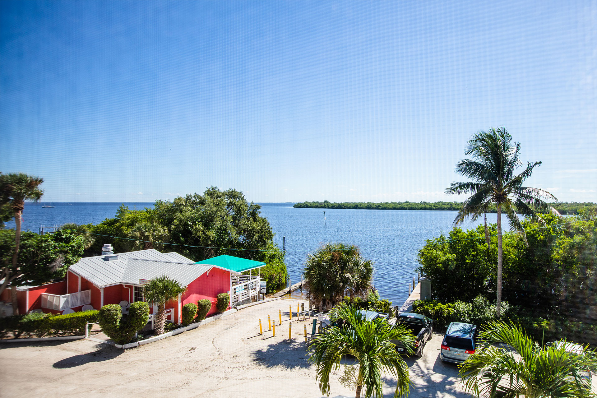 Captiva Island Florida Room View of Bay Water