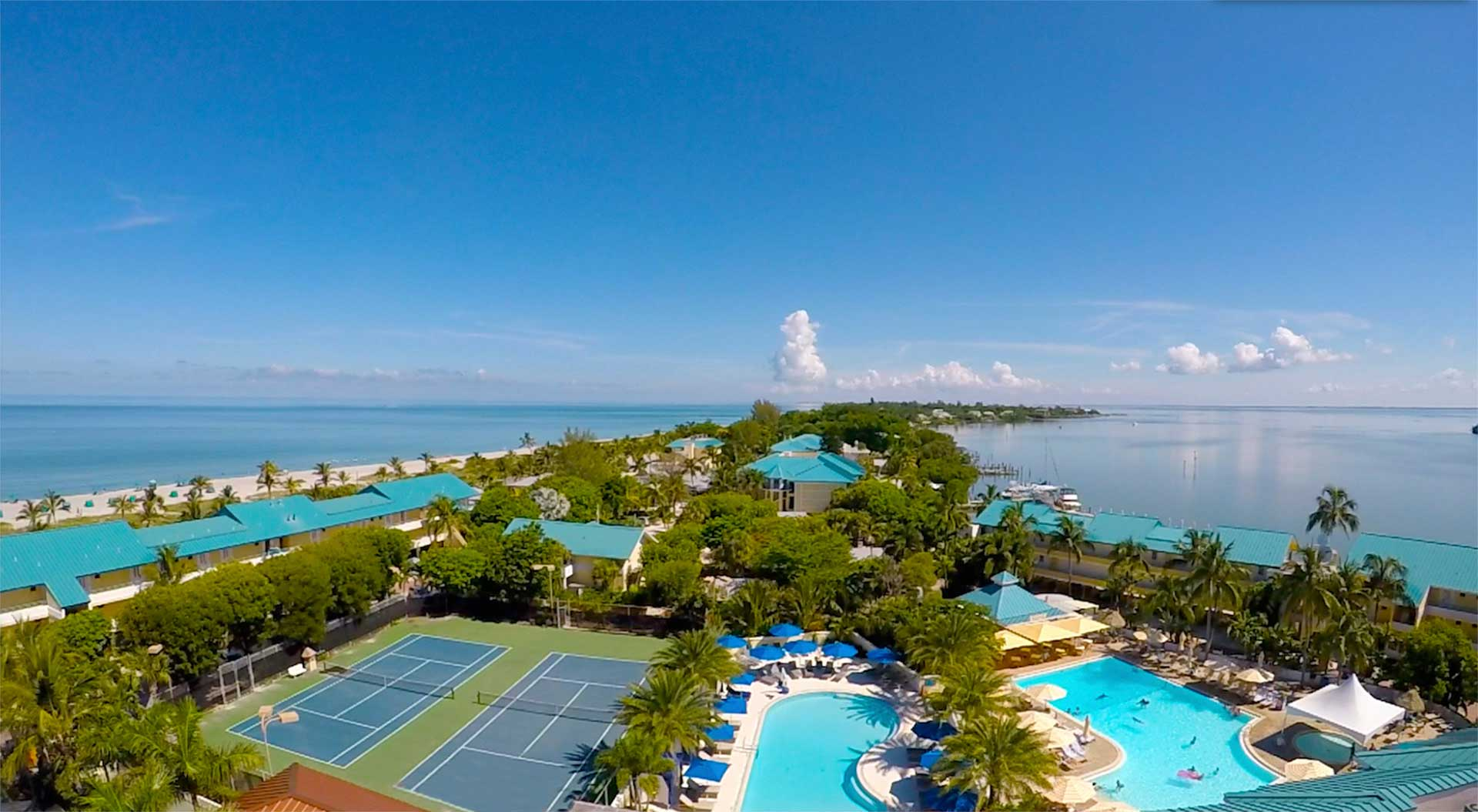 Best resort on Captiva Island