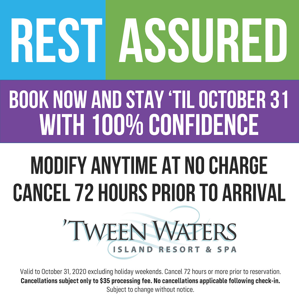 Special Offers Discounts Savings at Tween Waters on Captiva Island, Florida