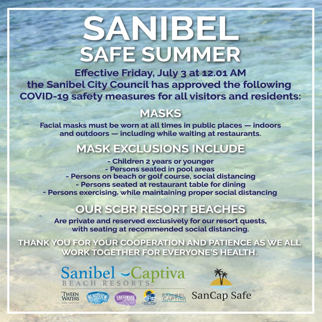 Sanibel Safe Captiva Island, Florida Tween Waters