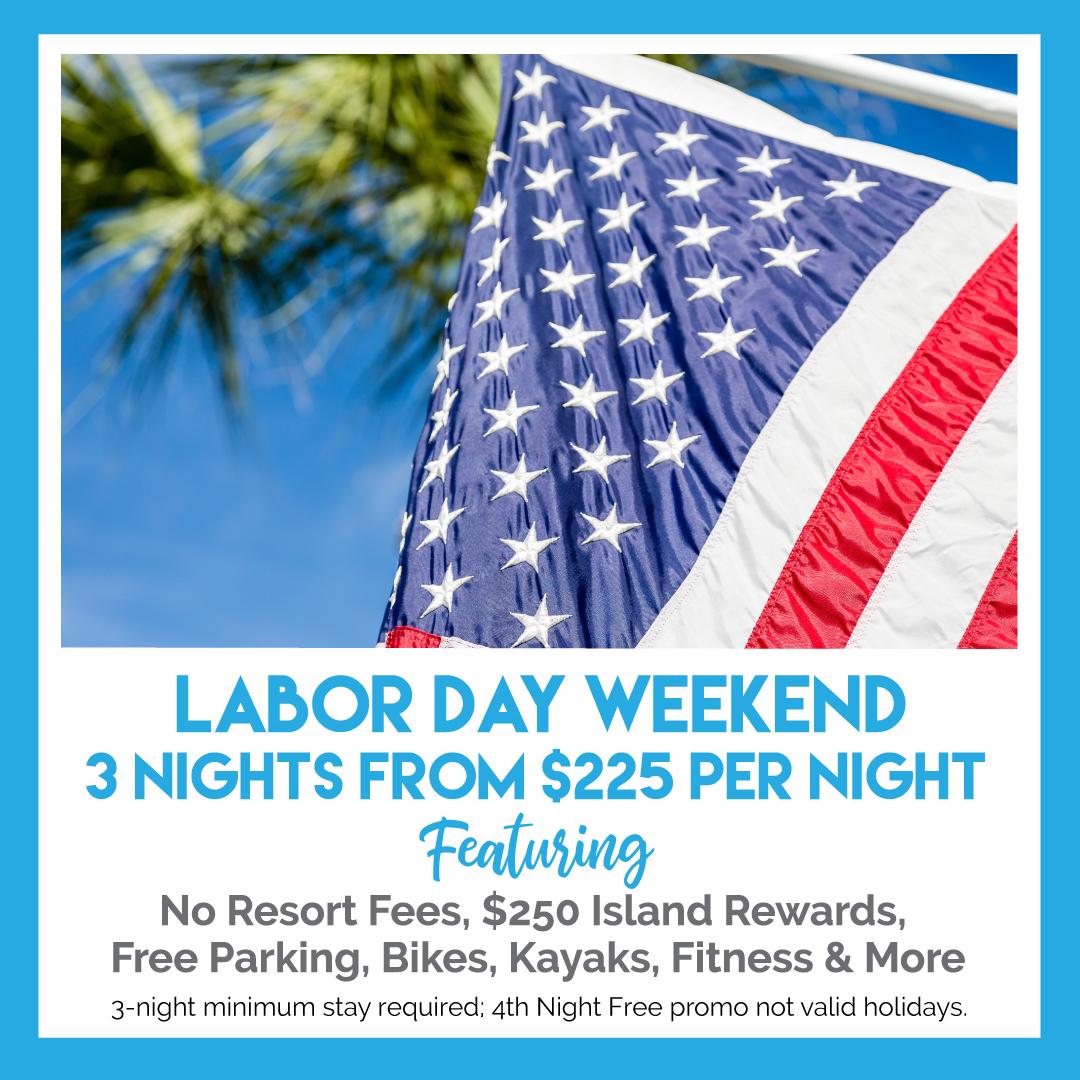 Labor Day Weekend Specials Captiva Island, Florida