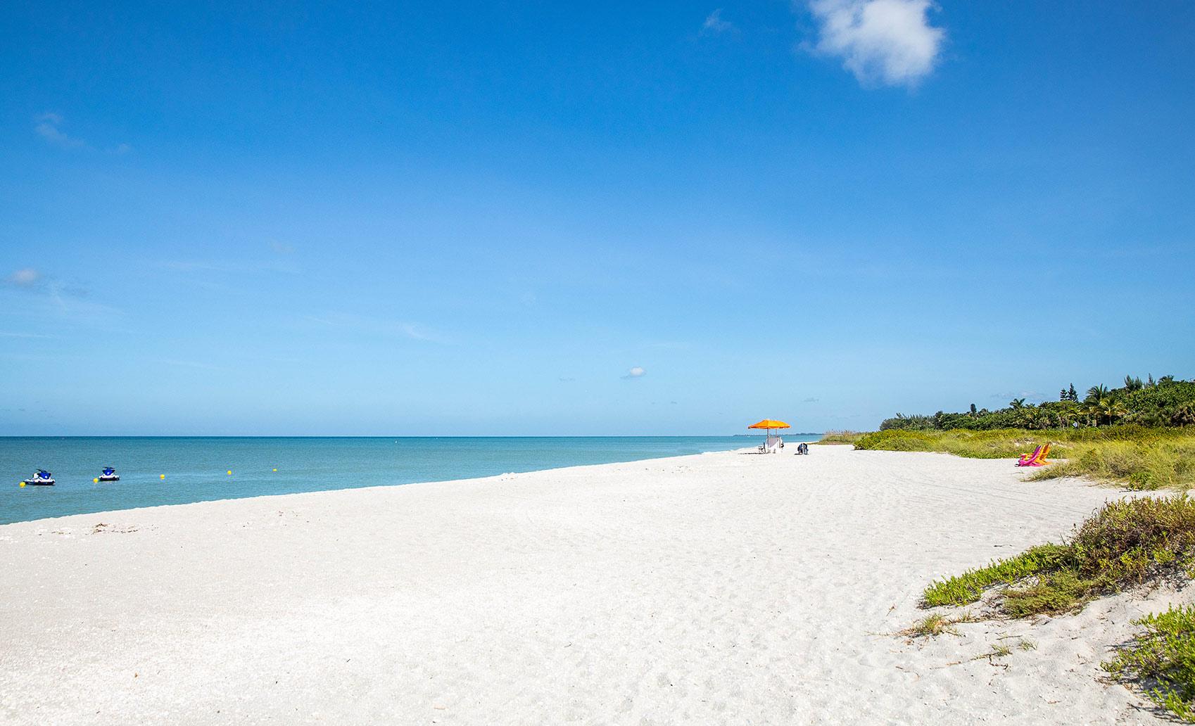 Best Beaches in Florida, Captiva Island