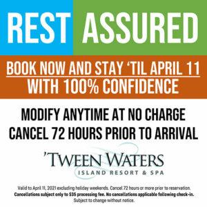 'Tween Waters Special Offers