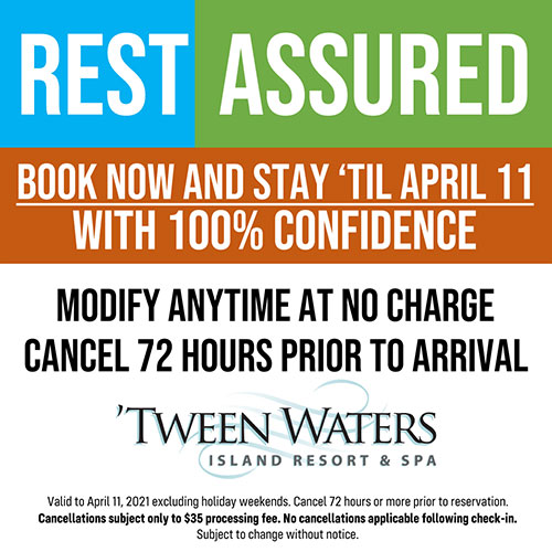 'Tween Waters Special Offers