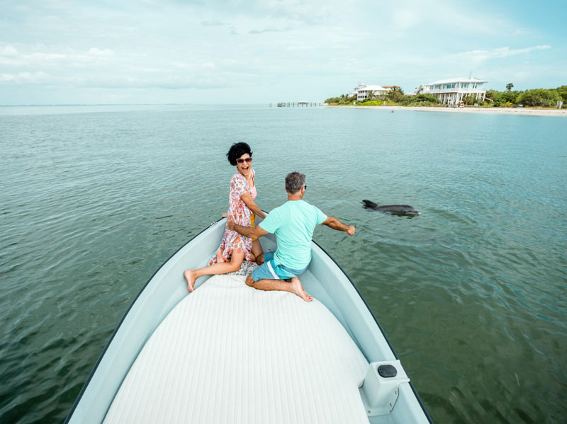 'Tween Waters Island Resort & Spa on Captiva Island Dolphin Tours